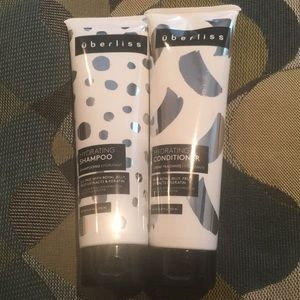 Uberliss hydrating shampoo and conditioner